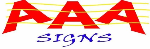 AAA Signs & Letters